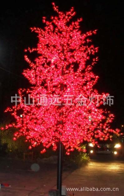 LED枫叶树灯 LED景观灯 不锈钢 led灯
