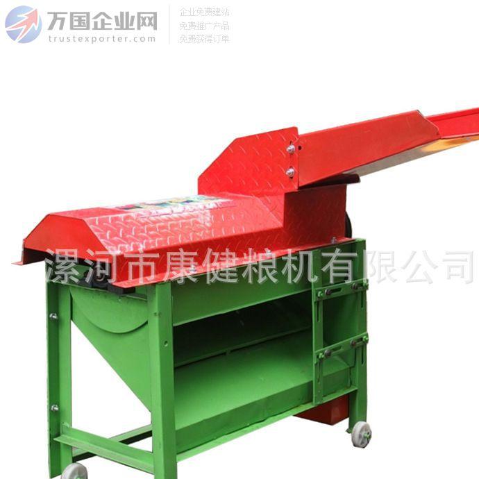 粮食加工机械小型家用甩锤玉米脱粒机 全自动