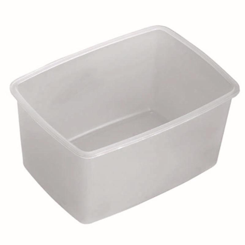 上海松江消费方形塑料冰桶 cnc 塑胶桶 PP/PC 长方体圆柱体