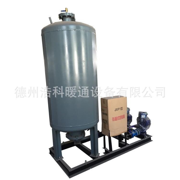 定压补水设施二次加压泵房变频补水机组厂家直销给水零碎