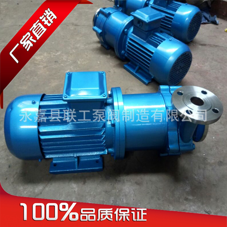 磁力泵 304不锈钢磁力泵 耐腐蚀磁力泵 无泄漏化工磁力泵20CQ-12