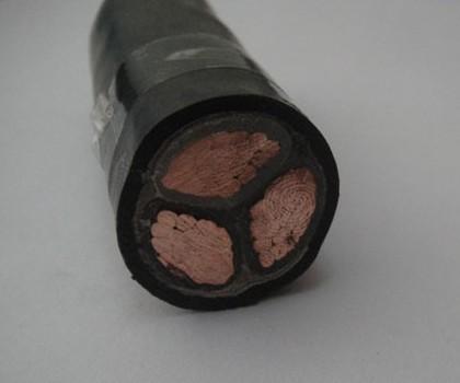 铭品国标铜电力电缆YJV3*50三芯50平方优质工程优质硬电缆正品