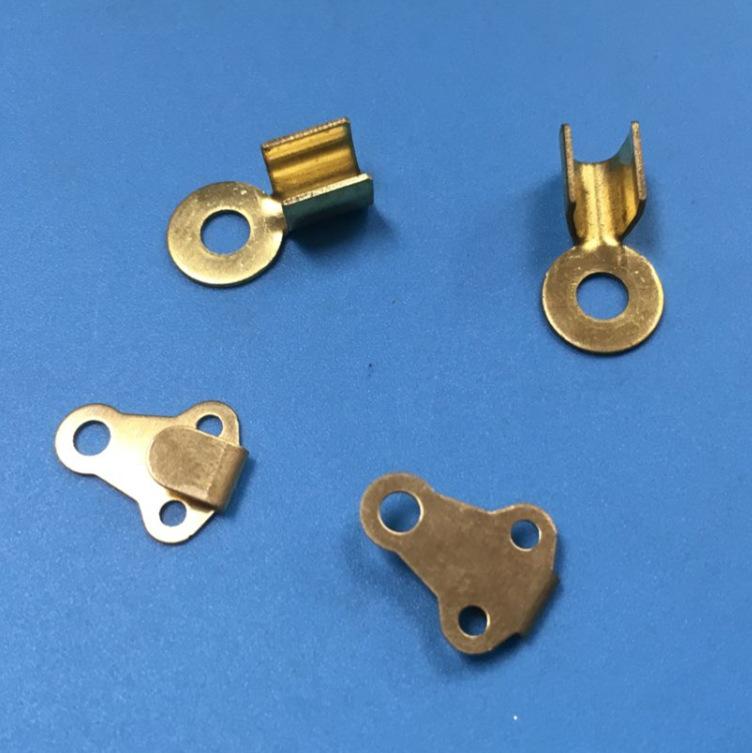 消费定制金属片冲压 不锈钢锰钢铜铝