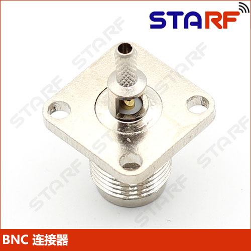 监控配件音频视频BNC转接头BNC插座BNC连接器 STA/思大 BNC