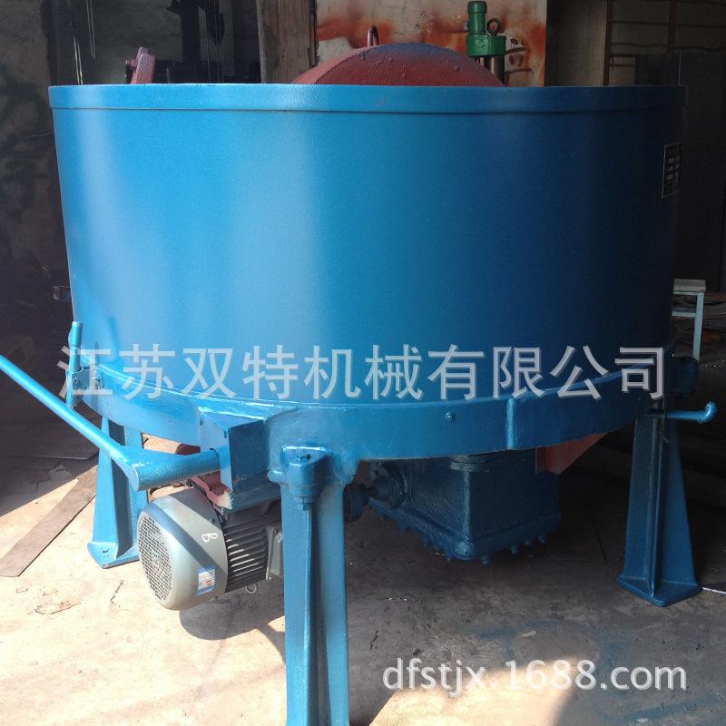 销售S114碾轮式混砂机 优质碾轮式混砂机 镶合金刀头碾轮式混砂机