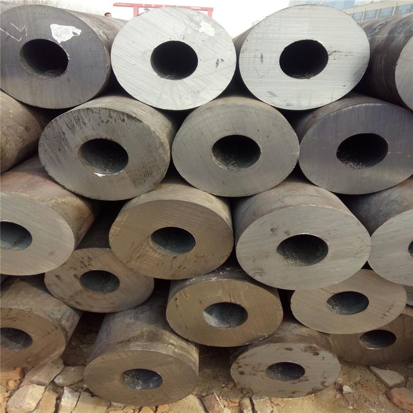专业定制特殊无缝钢管 45#特厚打桩专用工程专用管现货 热卖中