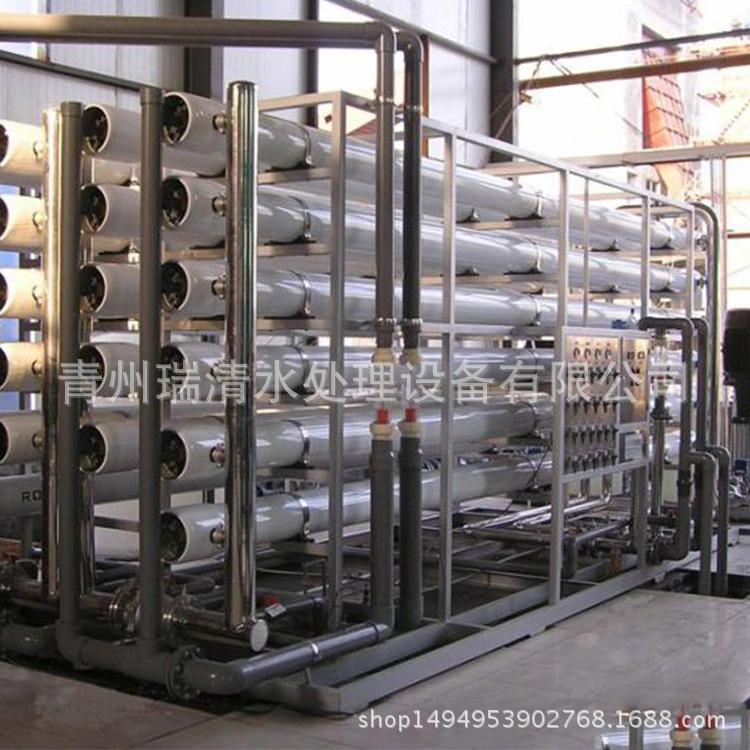 自来水净化反渗透设备 瑞之清 全自动