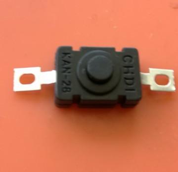 电筒开关 开启式 常闭按钮 防水式 CCC