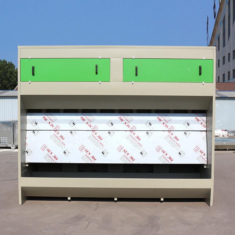 环保型水帘柜 标准型 水膜除尘器 机械厂五金厂