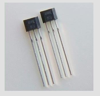线性霍尔传感器 混合物 半导体 模拟型 esd