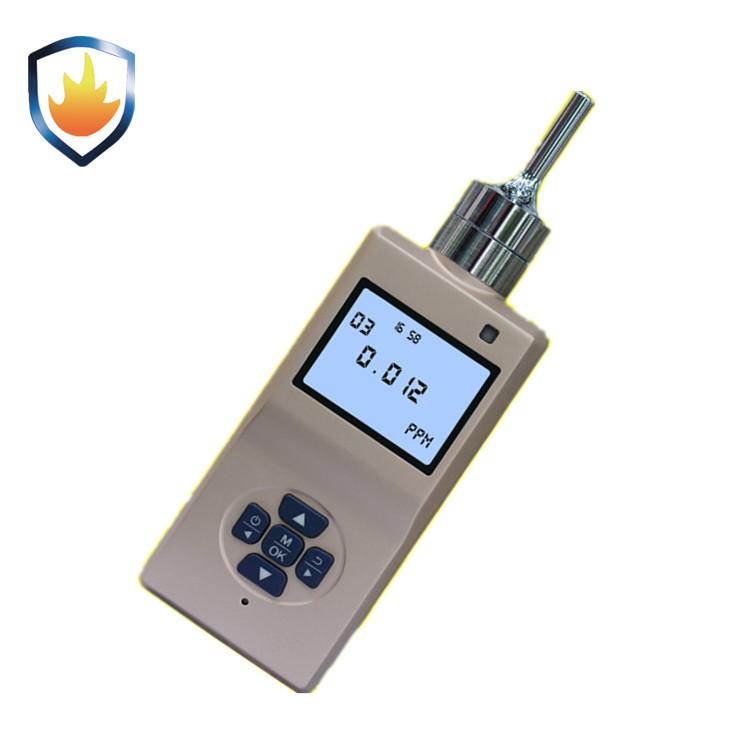 便携泵吸式 便携式臭氧检测仪 内置高性能进口芯锂电池