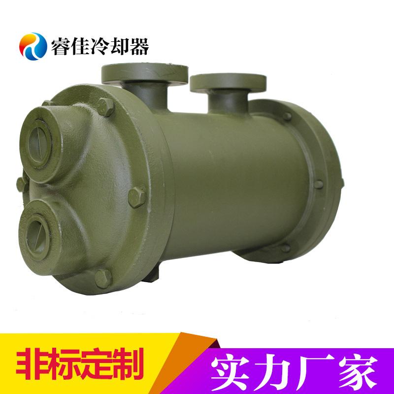 液压站水冷却器 列管式换热器 RJCOOLER 冷却/散热/换热/降温