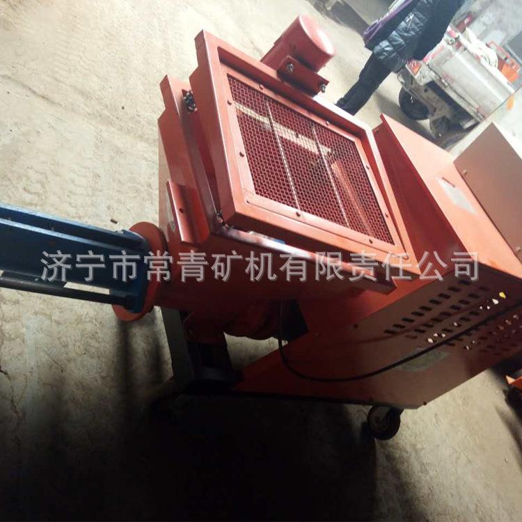 砂浆泵 砂浆喷涂泵 喷涂机 适应喷涂多种材料 可调节流量大小