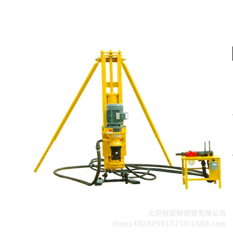 潜孔钻机 电动 30米60米潜孔钻机 钻井机 水井 打井机 小型 气动