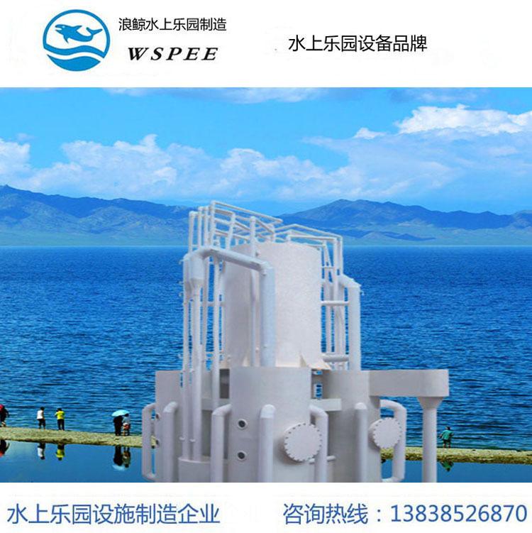 2016新型游泳池设备重力式水力浮选高效精滤器游泳池水处理设备