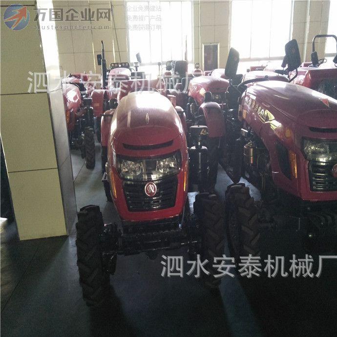 轮式多功能四驱农用大棚王拖拉机