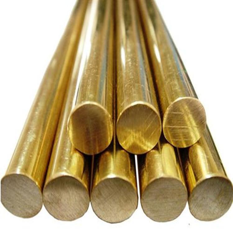 圆棒黄铜棒C2100现货 纯黄铜 奥克金属