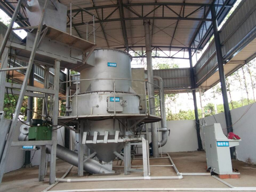 专业生产乡镇垃圾无害化处理设备-垃圾热解气化炉 HX-T