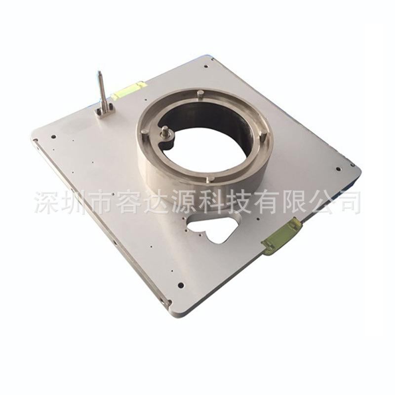 数控cnc电脑锣加工 铝件批量加工氧化机械零部件五金定制夹治具