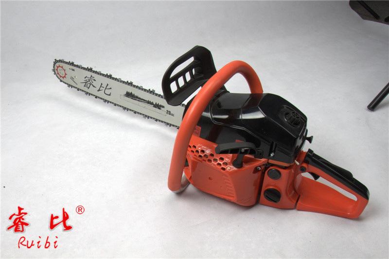 大功率汽油锯电锯伐木锯汽油电锯便捷式小型伐木小型锯链砍树机
