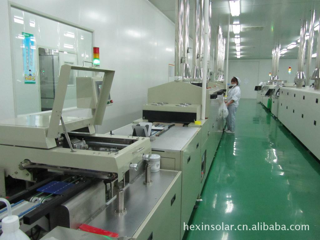 供给太阳能电池印刷机 太阳能电池电极印刷 太阳能电池片