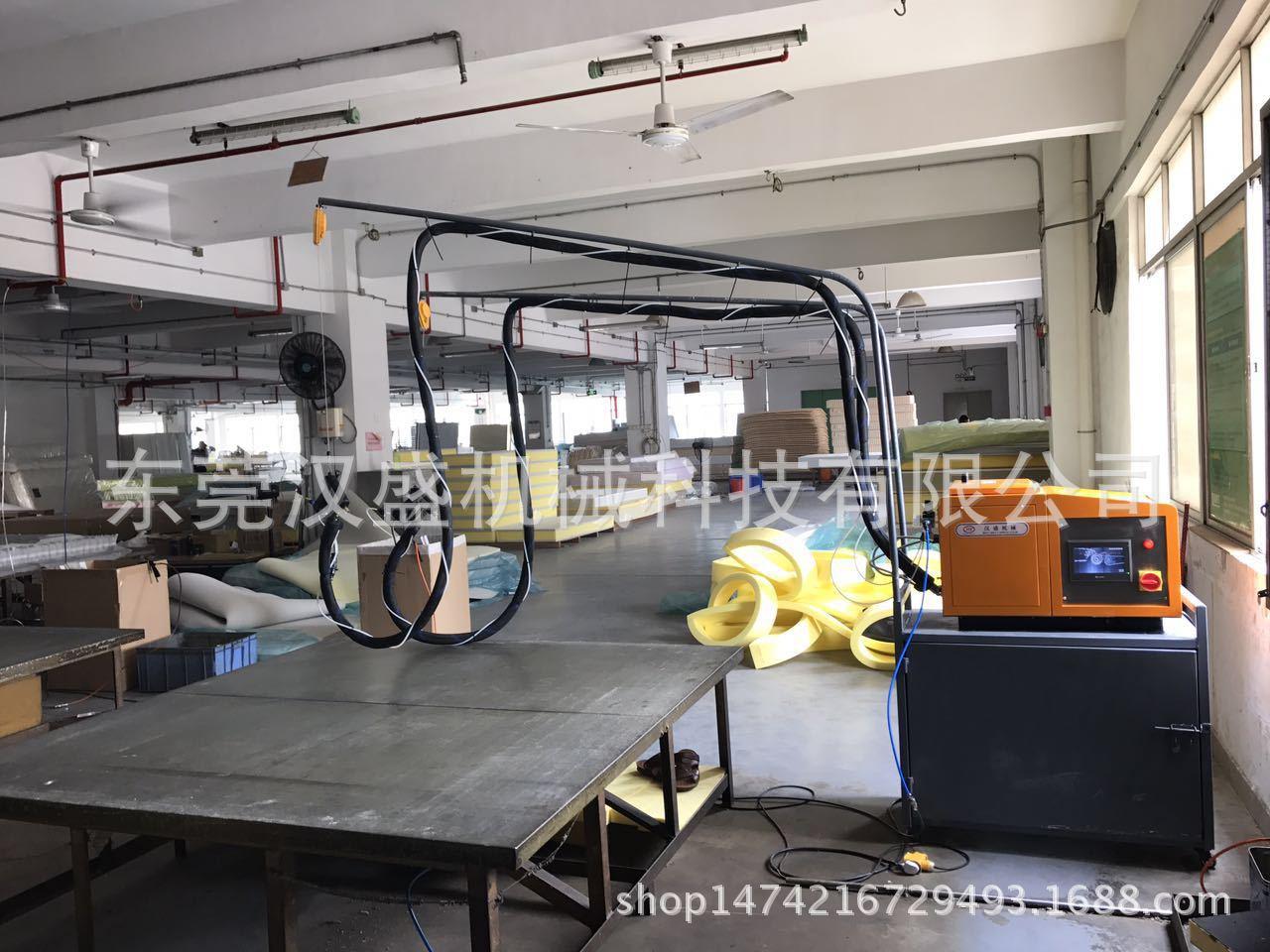 家具弹簧包床垫机械环保喷胶机热熔胶机 HS汉盛 保修一年