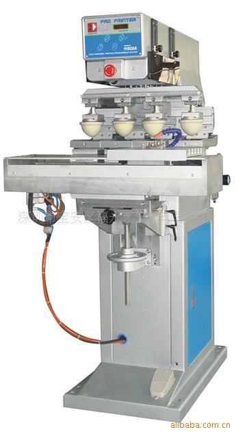 供给深圳多色移印机 穿梭移印机 任何材质 亿宝莱
