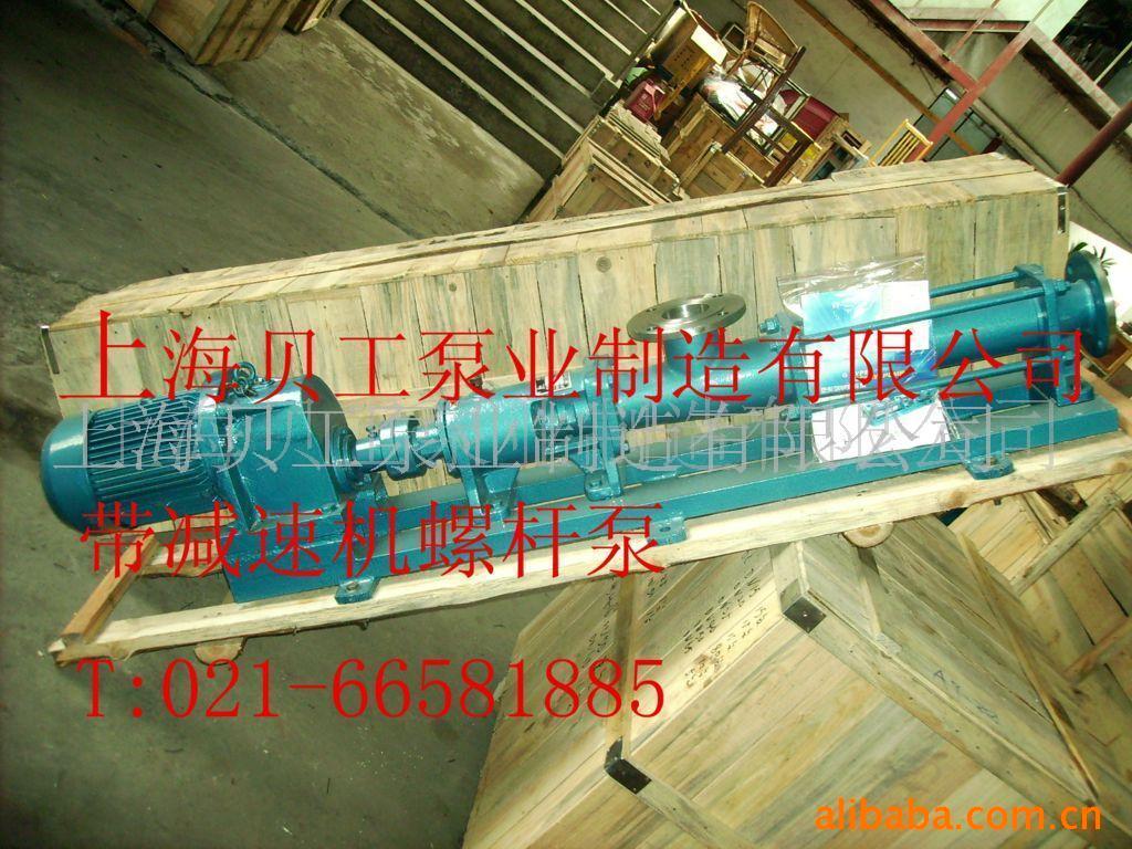 不锈钢螺杆泵 螺杆泵