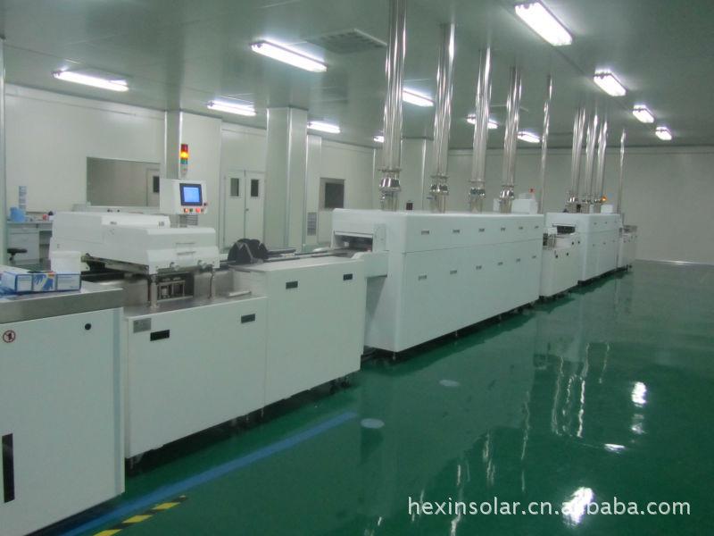 业余消费供给 太阳能电池电极印刷 太阳能电池片 硅片印刷