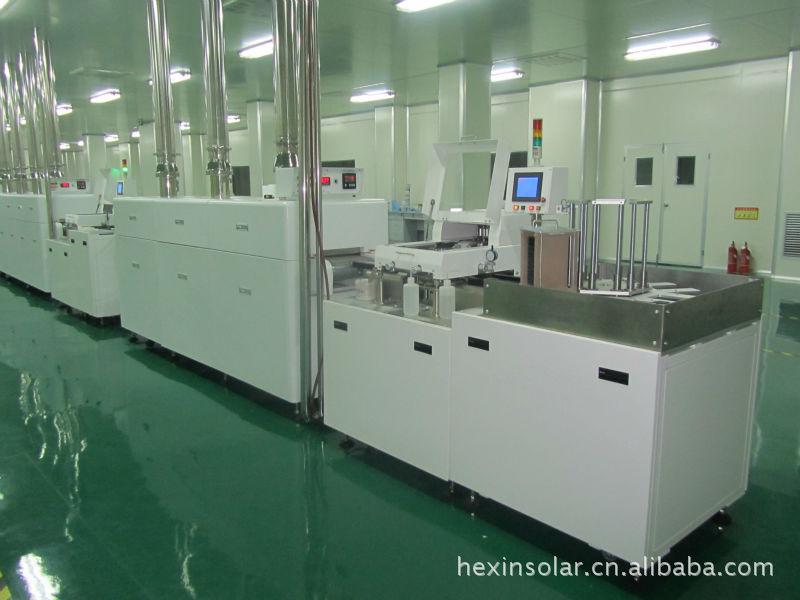供应江浙沪丝网半自动印刷机设备 太阳能电池电极印刷