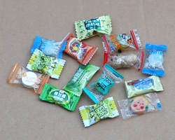 供应条形糖果包装机/小型糖果包装机/全自动理糖高速枕式包装机
