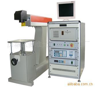 CO2激光打标机 多维激光 DW-YAG 激光打码机