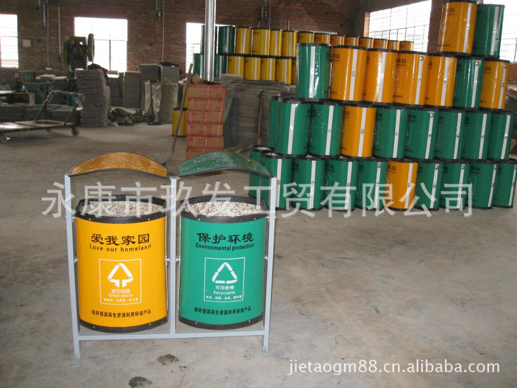 供应批发环保材料垃圾桶 复合材料