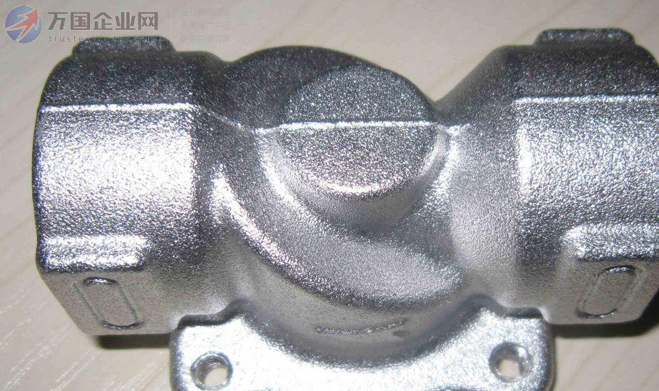 供应DN20电磁阀阀体 二通式 隔膜式