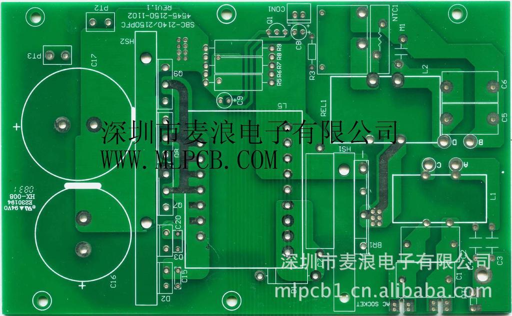 PCB印刷线路板打样加工制造 PCB 有机树脂 薄型板
