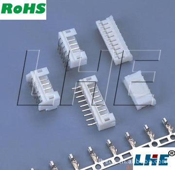 低型面电线对印刷电路板连接用的2.