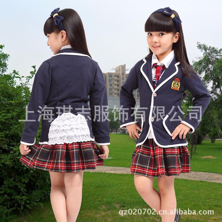 定做春春季幼儿园时髦韩版园服 幼儿园园服 中性/男女均可