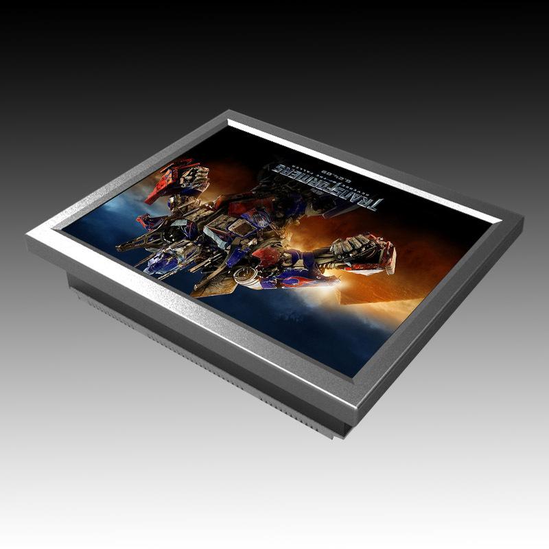 D525双核无风扇嵌入式工业平板电脑 Geshem/德航智能 工业平板电脑