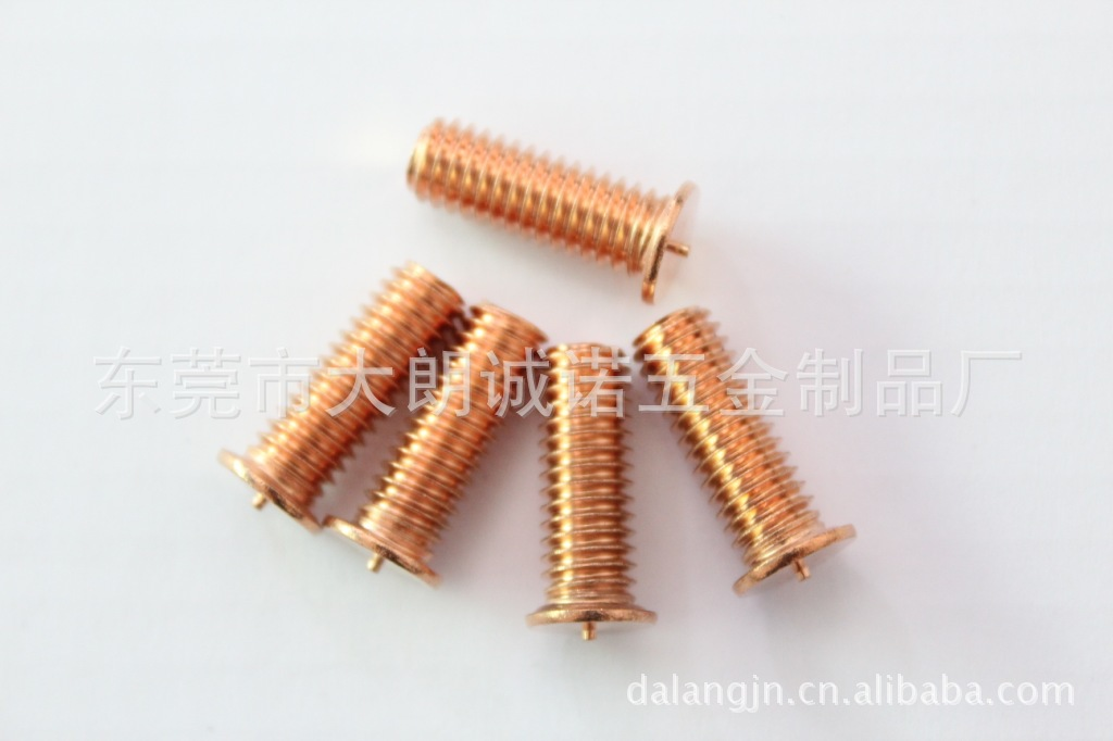 直接生产厂家,优惠供应焊钉,焊接螺钉,种焊钉 焊接螺丝 种焊螺丝