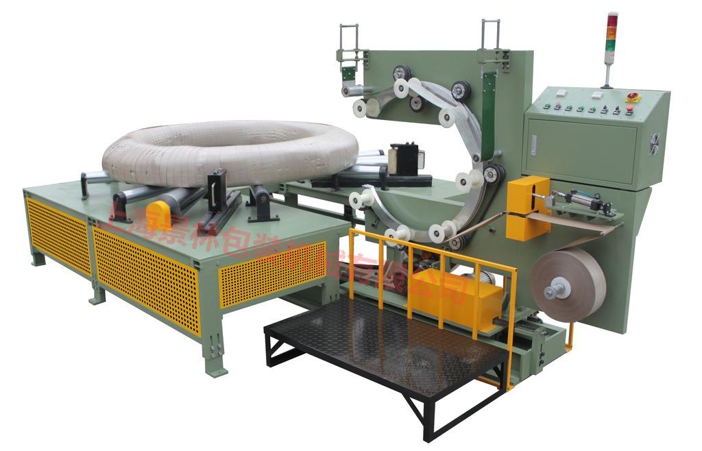 供给钢丝缠绕机 钢丝缠绕 缠绕包装机 钢丝缠绕包装