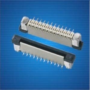 5mm抽拉立式反脚连接器4-18P MSTCONN FFC/FPC PCB