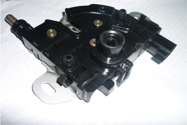 汽车配件 厂家直销 汽车门锁体 福克斯 蒙迪欧 福特机盖锁1.8-2.0
