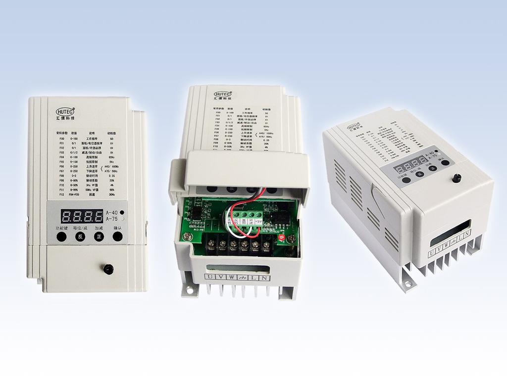 简易变频器750W/0 HUTEC B系列 不带滤波器 V/F开环 厂家直销
