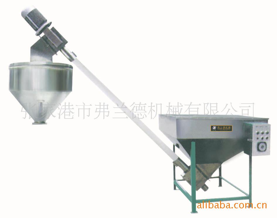 厂家直销ZJF系列塑料粉末加料机  螺杆式上料机 高层上料机