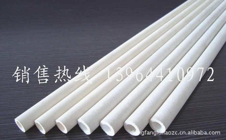 辊道窑用低温陶瓷棍棒高铝瓷管异型件 高铝管 氧化铝