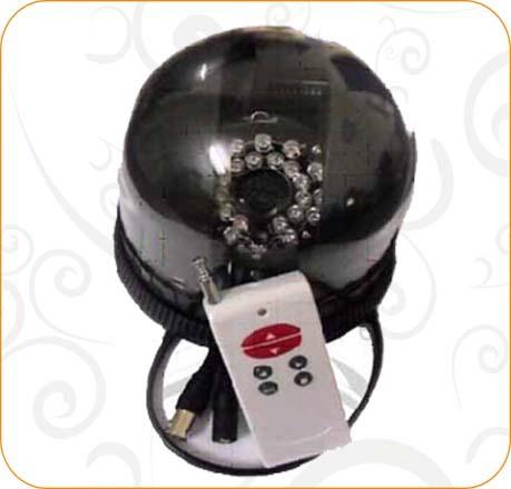 供应普通TF卡摄录一体机FY-822B 红外灯摄像机 半球摄像机