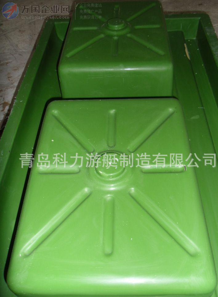 加工玻璃钢机罩机壳  饲料桶