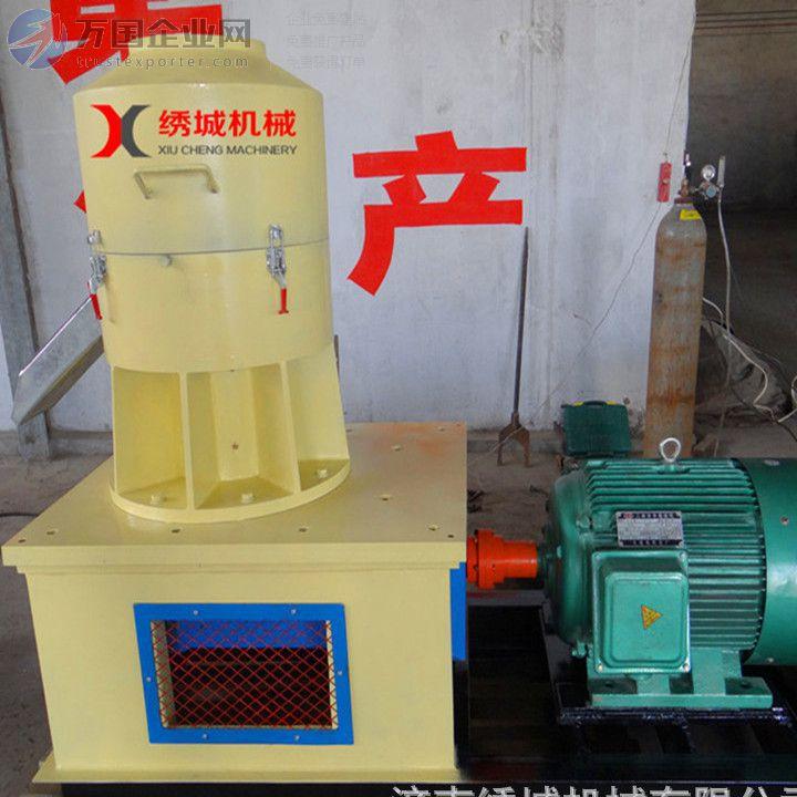玉米秸秆综合利用机械 颗粒机
