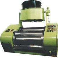 液压三辊研磨机 ZENITH ZTRH 固-液、液-液 三辊砂磨机